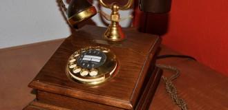 Altes Telefon; Foto: Susanne Junge, 2015