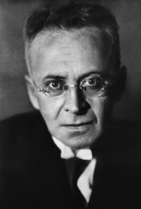 Karl Kraus, Quelle: wikipedia, Autor: neznámí